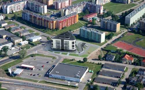 Delta Tczew inwestycje