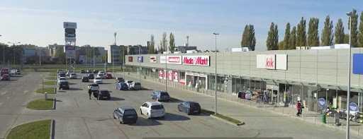 Park handlowy multibox w Tczewie